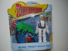 """Thunderbirds - ALAN TRACY - Action Figure 6.5"""" with Grabbing Hook"""