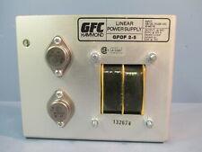 GFC Hammond Linear Power Supply GFOF 2-5