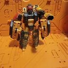 Beast Machines Transformers Universe Mega Tankor Vehicon General Near Complete  For Sale