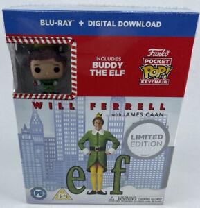Elf - Special Edition Boxset  With Funko Pop Keychain - New & Sealed Blu-ray