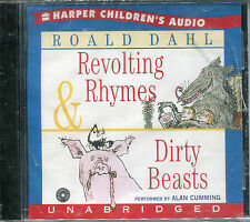 Roald Dahl Revolting Rhymes and Dirty Beasts performed by Alan Cumming