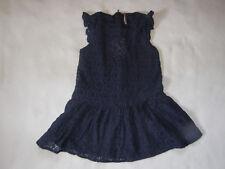 Magnifique robe bleue à dentelles ORCHESTRA taille 6 ans