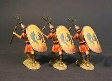 JOHN JENKINS ROMAN EMPIRE AGE OF ARTHUR HMRR-16YN THREE HASTATUS THROWING PILUMS