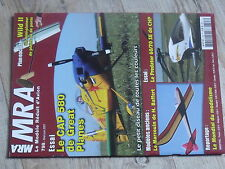 $$x Revue MRA N°798 Wild II  CAP 580  Marsouin  Predator 60/70 SE  Mini Edge 540