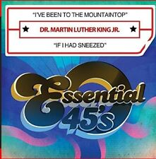 Martin Luther King J - I Have Been To The Mountaintop / If I Had Sneezed (Digita