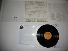 Neil Young Zuma Japan 1976 Mint 1st Analog ARCHIVE MASTER Ultrasonic CLEAN