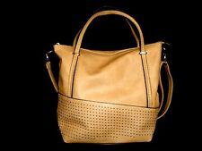 Damentasche David Jones Big Shopper/Umwelttasche Handtasche Tasche Caramel NEU !