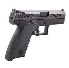 Talon Grips for CZ P-10 Compact 9mm Small Backstrap Grip in Moss Rubber 072M