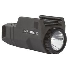 Inforce APLc Compact Weapon Mounted Light for Glock 200 Lumens Black ACG-05-1