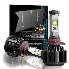 H11 7200LM 60W 6500K LED Headlight Bulbs Driving Fog Lights Replace Kit Low Beam