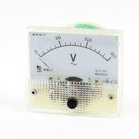 AC Analog Meter Panel 150V  Voltage Meter Voltmeters 85L1 0-150 V Gauge