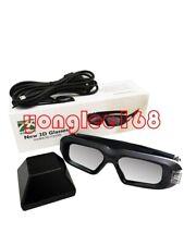 1PCS  New 3D Glasses replace NVIDIA 3D VISION 2