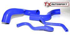 Vauxhall CORSA VXR 1.6 Turbo Manguera De Agua Kit de 4 piezas-Azul Z16 A16 Motor