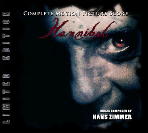 Hannibal - 2 x CD Complete Score - Limited Edition - Hans Zimmer