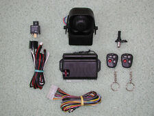 BSM Security System - MAX Car Alarm System with Remote Engine Start Feature