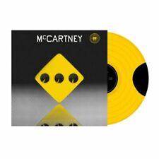 *SOLD-OUT* Paul McCartney III Third Man Records x/333 Edition Yellow/Black Vinyl