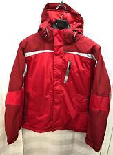 LL Bean Rugged Ridge Parka Winter Ski Jacket Insulted Waterproof Mens XXL Red
