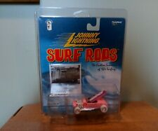 Johnny Lightning White Lightning Surf Rods Malibu Babes w/protecto READ
