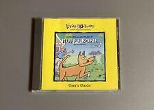 Ruff's Bone - Living Books, Broderbund - PC CD ROM for Windows 3.0 or 3.1
