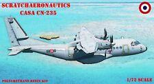 LOTE CASA CN-235 Y C-212 AVIOCAR.1/72. ARMÉE D´LAIR. RESINA DE POLIURETANO