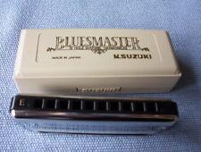 Suzuki  Blues Master 10 hole diatonic harmonica (E)
