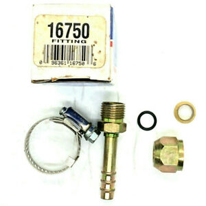 Four Seasons 16750 A/C Hose Assembly Fitting