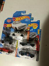 HOT WHEELS Mazda RepuPick up Lot of 5 hot trucks