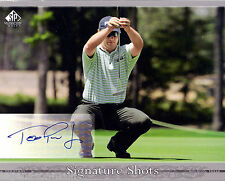 Ted Purdy Signature Shots signed Upper Deck 8x10 Photo