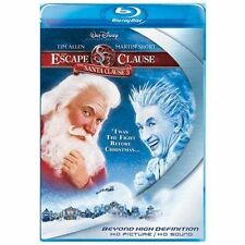 The Santa Clause 3: The Escape Clause (Blu-ray Disc, 2007)