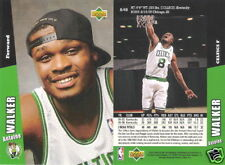 Antoine Walker 1996-97 Upper Deck Collector's Choice UNLISTED Mini #8 RC
