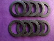 Central Heating Pump Rubber Type Pump Valve Washers X 10 VAT Invoice