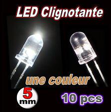 Equipamiento y maquinaria 409/100# LED Verte 5mm lot de 100 résistance  16000mcd ultra lumineuse