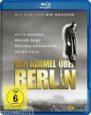The skies over Berlin [Blu-ray] Otto Sander, Peter Falk, Bruno Ganz * NEW & BOXED *