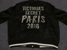 VICTORIA'S SECRET FASHION SHOW BOMBER JACKET 2016 PARIS  MEDIUM NEW IN PACKAGE