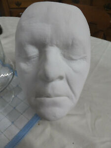Casting face of Anthony Hopkins, From the Haunted Studio Collection,