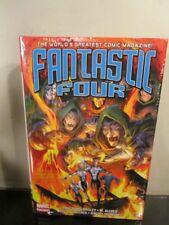 The Fantastic Four Volume 1 Omnibus MATT FRACTION HC Hard Cover New Sealed~