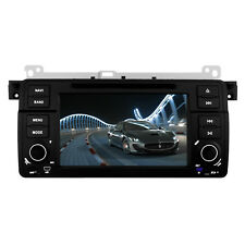 "BMW E46 M3 328 325 MG ZT 7""HD Car DVD Players Radio Stereo GPS Sat Nav SD Camera"