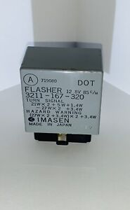 1990-1997 MAZDA MIATA LED FLASHER TURN SIGNAL HAZARD RELAY MODULE 3211-167-320