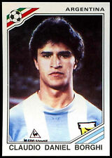Claudio Daniel Borghi Argentina #175 World Cup Story Panini Sticker (C350)