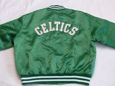 *BOSTON CELTICS STARTER BOMBER JACKE*USA BASKETBALL*NBA*VINTAGE*GR: XL*TIP TOP