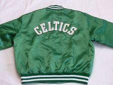 Boston Celtics Démarreur Veste Bomber Etats-Unis BASKETBALL NBA VINTAGE TAILLE:
