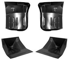 Front Cab Mount & Floor pan Kit fits 67-79 Ford Pickup F100 F150 Weld On Style