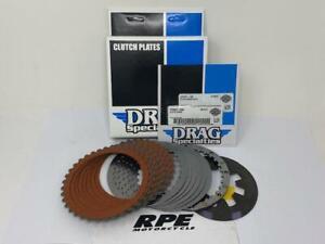 Sportster Clutch Kit PREMIUM OEM & Drag Specialties Performance Kit WITH Spring