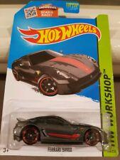 Hot Wheels - Ferrari 599XX [GUNMETAL GREY] *12 CARS POSTED FOR $10