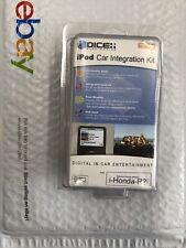 Dice Electronics ipod Car Integration Kit i-Honda-R2