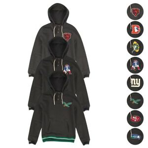 """NFL Mitchell & Ness """"Audible Hoody"""" Vintage Pullover Hoodie Collection Men's"""