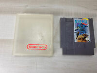 Super C NES Original Nintendo Game Cartridge In Hard Case Tested Working