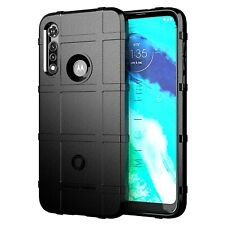 For Motorola Moto G Fast /Power /Stylus Armor Case Cover +Glass Screen Protector