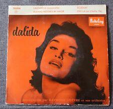 Dalida, Lazzarelle,  EP - 45 tours