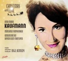 ANNA MARIA KAUFMANN Christmas with Love v: Kinderchor Bayerischen Staatsoper NEU